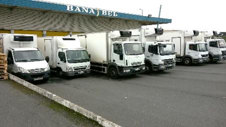 Entrepôt BANABEL - Poitiers